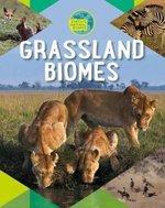 Book cover of GRASSLAND BIOMES