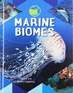 Book cover of MARINE BIOMES