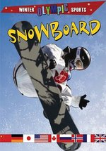 Book cover of SNOWBOARD