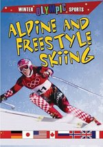 Book cover of ALPINE & FREESTYLE SKIING