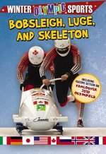 Book cover of BOBSLEIGH LUGE & SKELETON