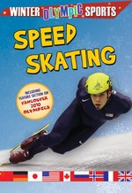 Book cover of SPEED SKATING