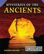 Book cover of MYSTERIES OF THE ANCIENTS