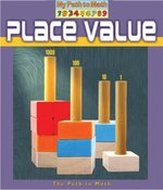 Book cover of PLACE VALUE - MY PATH TO MATH