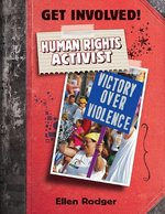 Book cover of HUMAN RIGHTS ACTIVIST
