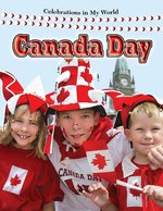 Book cover of CANADA DAY