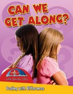 Book cover of CAN WE GET ALONG -DEALING WITH DIFFERENC