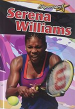 Book cover of SERENA WILLIAMS