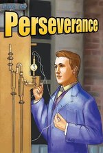 Book cover of LIVE IT - PERSEVERANCE