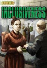 Book cover of LIVE IT - INCLUSIVENESS