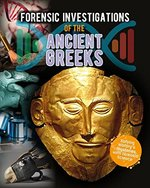 Book cover of FORENSIC INVESTIGATIONS ANCIENT GREEKS