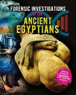 Book cover of FORENSIC INVESTIGATIONS ANCIENT EGYPTIAN