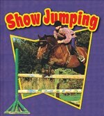 Book cover of SHOW-JUMPING