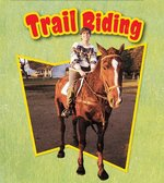 Book cover of TRAIL RIDING