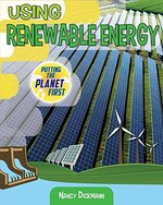 Book cover of USING RENEWABLE ENERGY