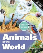 Book cover of ANIMALS OF THE WORLD