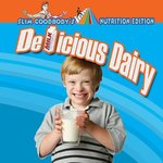 Book cover of DELICIOUS DAIRY