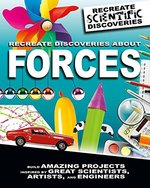 Book cover of RECREATE DISCOVERIES ABOUT FORCES