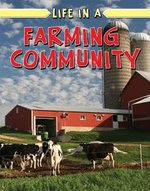 Book cover of LIFE IN A FARMING COMMUNITY
