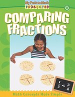 Book cover of COMPARING FRACTIONS
