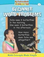 Book cover of BEGINNER WORD PROBLEMS