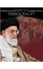 Book cover of WHAT IS A THEOCRACY