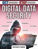 Book cover of DIGITAL DATA SECURITY