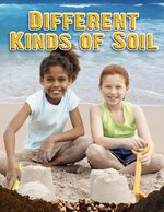 Book cover of DIFFERENT KINDS OF SOIL