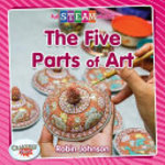 Book cover of 5 PARTS OF ART
