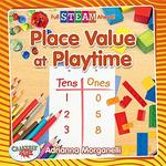 Book cover of PLACE VALUE AT PLAYTIME