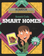 Book cover of SCRATCH CODE SMART HOMES