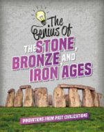 Book cover of GENIUS OF THE STONE BRONZE & IRO