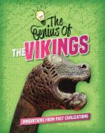 Book cover of GENIUS OF THE VIKINGS