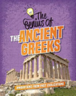 Book cover of GENIUS OF THE ANCIENT GREEKS