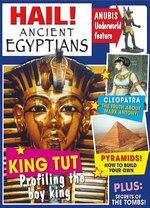 Book cover of HAIL ANCIENT EGYPTIANS