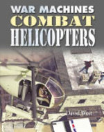 Book cover of COMBAT HELICOPTERS