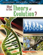 Book cover of WHAT IS THE THEORY OF EVOLUTION