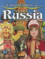 Book cover of CULTURAL TRADITIONS IN RUSSIA