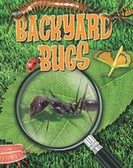 Book cover of BACKYARD BUGS
