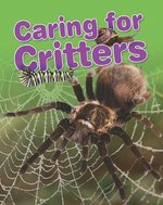 Book cover of CARING FOR CRITTERS