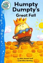 Book cover of HUMPTY DUMPTY'S GREAT FALL