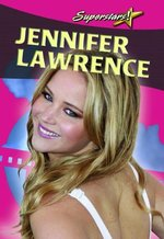 Book cover of JENNIFER LAWRENCE