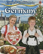Book cover of CULTURAL TRADITIONS IN GERMANY
