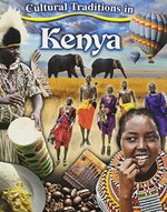 Book cover of CULTURAL TRADITIONS IN KENYA