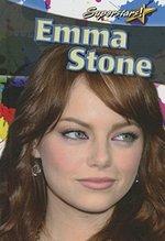 Book cover of EMMA STONE