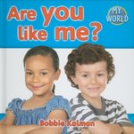 Book cover of ARE YOU LIKE ME