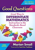 Book cover of GOOD QUESTIONS GREAT WAYS TO DIFFERENTIA