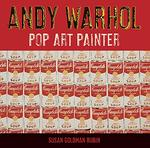 Book cover of ANDY WARHOL POP ART PAINTER