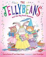 Book cover of JELLYBEANS & THE BIG BOOK BONANZA
