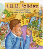 Book cover of JRR TOLKIEN